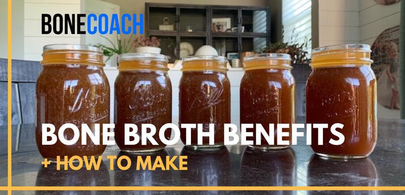 Bone Coach | How To Make Bone Broth Step By Step | Is Bone Broth Good For Bone Health