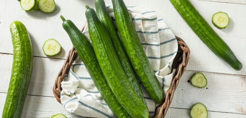 Bone Coach   Cucumber Salad