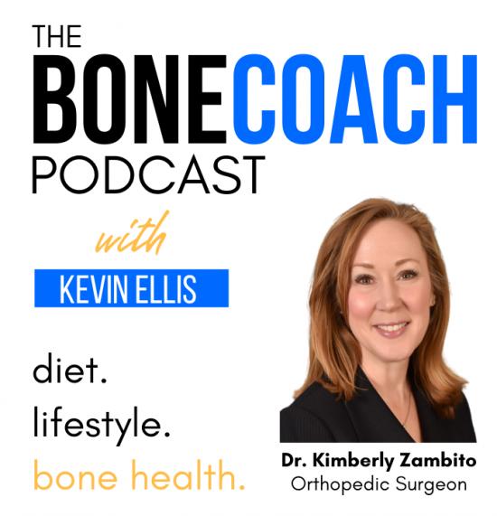 The Bone Coach Podcast | Osteoporosis & Bone Health | Echolight REMS Technology Bone Density Testing Podcast
